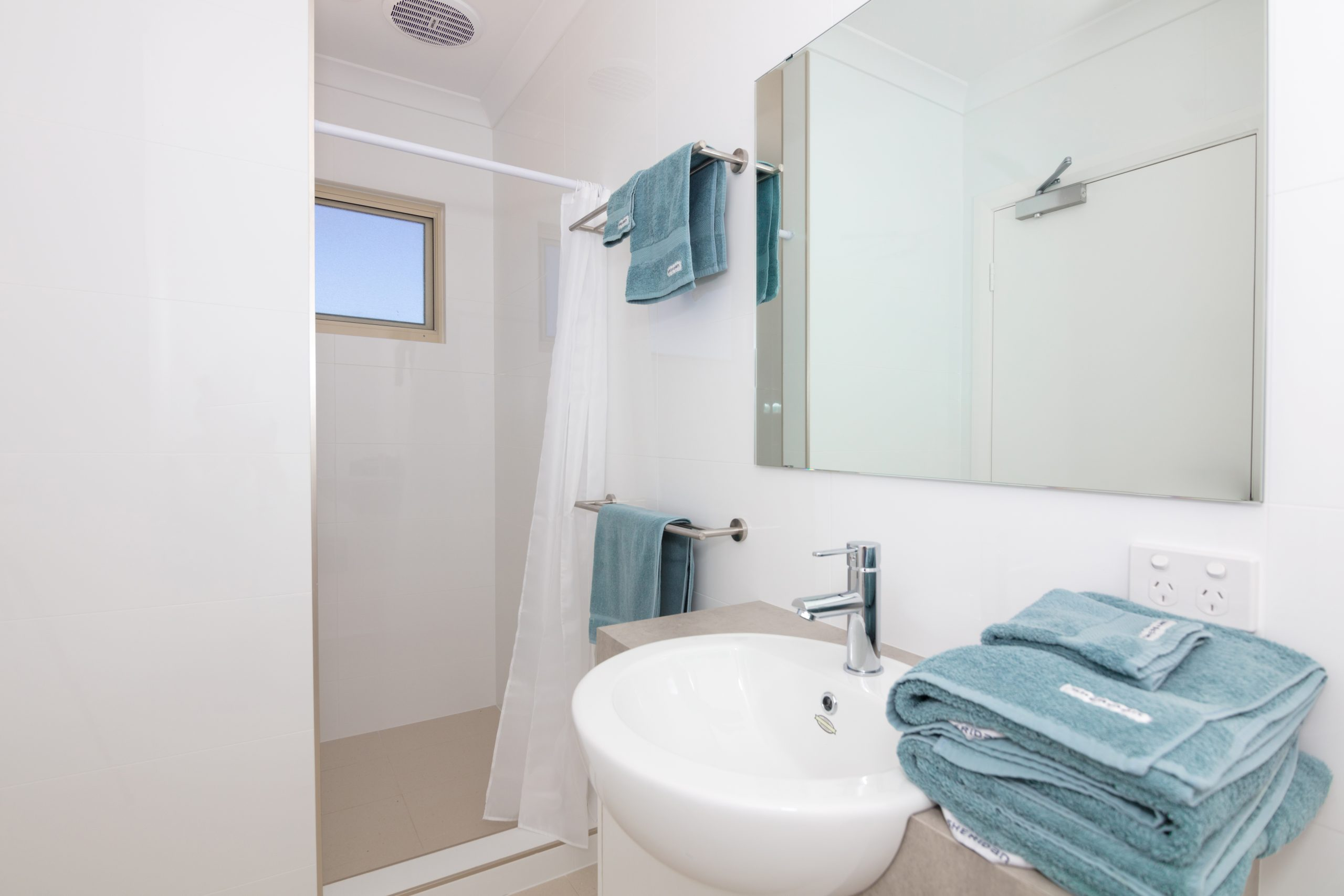 Ensuite for Family Doubles